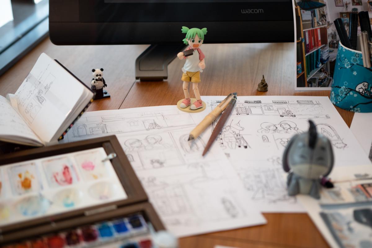 Expo-manga-manfra-Laurent-Hou-2